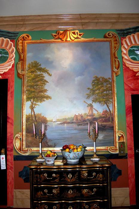 Замок Грей Тауэрс в Гленсайде 94315