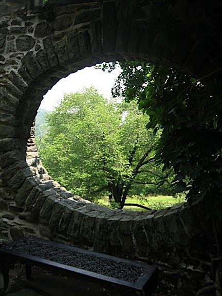 Замок Грей Тауэрс в Гленсайде 86162