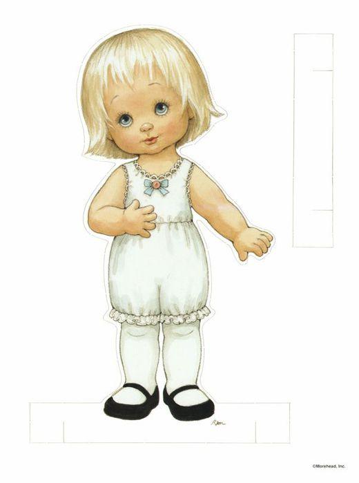 кукла-вырезалка