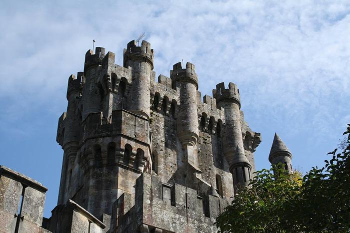 Замок Бутрон (Castillo de Butron). Испания 43974