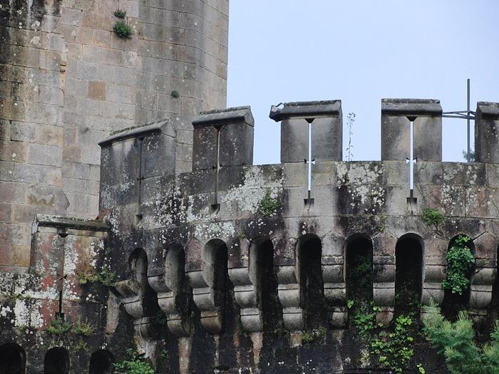 Замок Бутрон (Castillo de Butron). Испания 18292