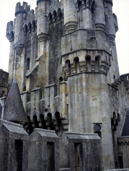 Замок Бутрон (Castillo de Butron). Испания 54559