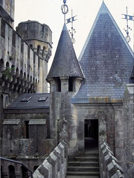 Замок Бутрон (Castillo de Butron). Испания 47769