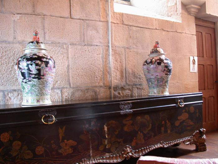 Замок Бутрон (Castillo de Butron). Испания 16450