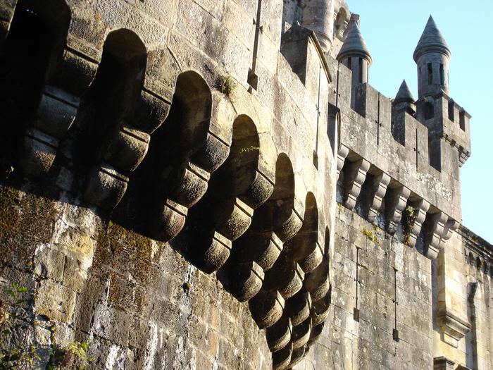 Замок Бутрон (Castillo de Butron). Испания 18747