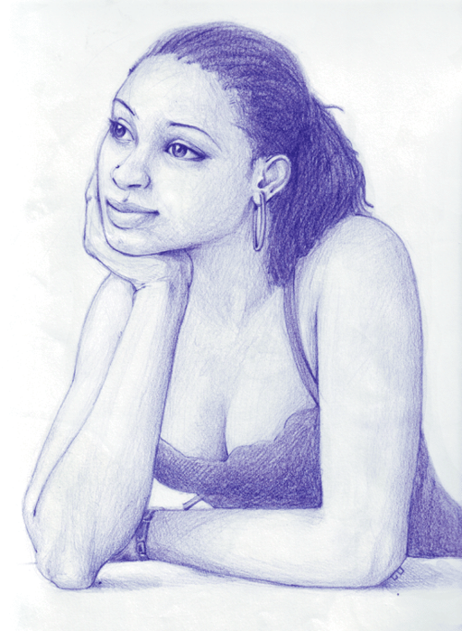 Иллюстратор Paul Davey 37