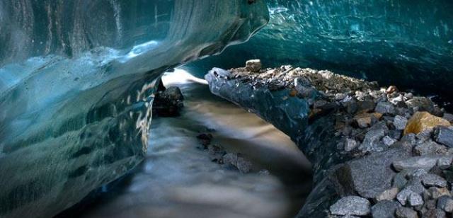 ERIC GUTH,Эрик Гут,ледник,ледовые пещеры,фото ледников