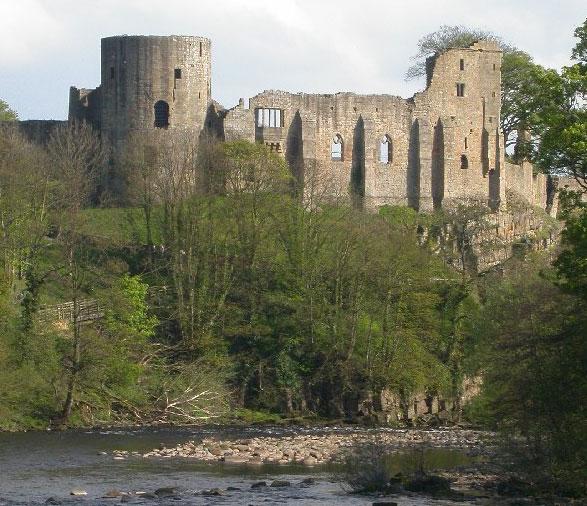 Barnard Castle - Замок Барнард 95090