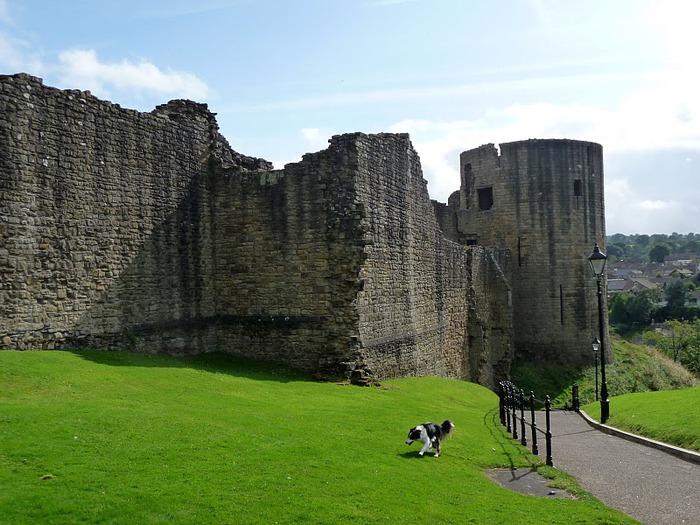 Barnard Castle - Замок Барнард 70264