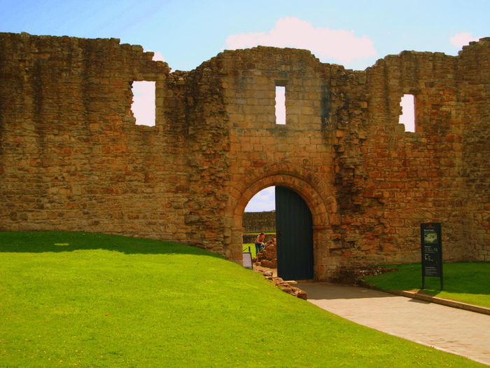 Barnard Castle - Замок Барнард 48486