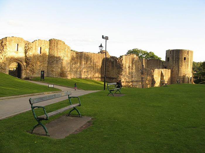 Barnard Castle - Замок Барнард 47020