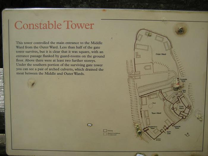Barnard Castle - Замок Барнард 43909