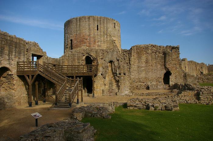 Barnard Castle - Замок Барнард 59245