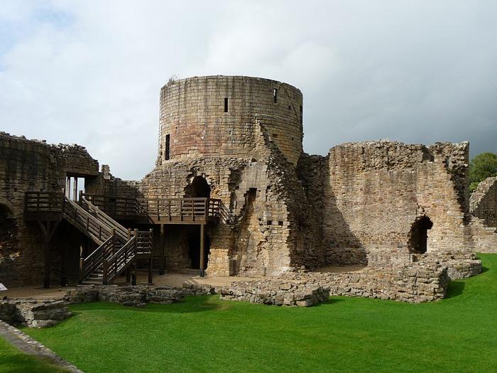 Barnard Castle - Замок Барнард 50675