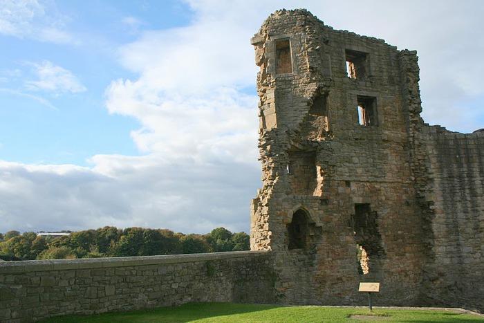 Barnard Castle - Замок Барнард 11346