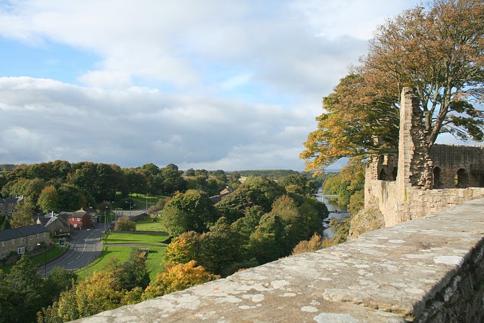 Barnard Castle - Замок Барнард 30838
