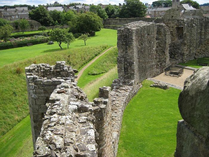 Barnard Castle - Замок Барнард 42495