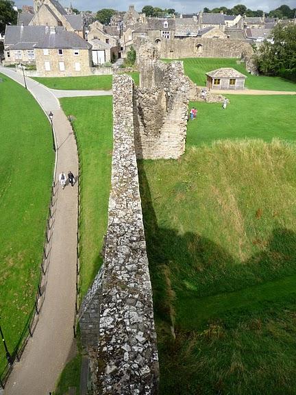 Barnard Castle - Замок Барнард 12024