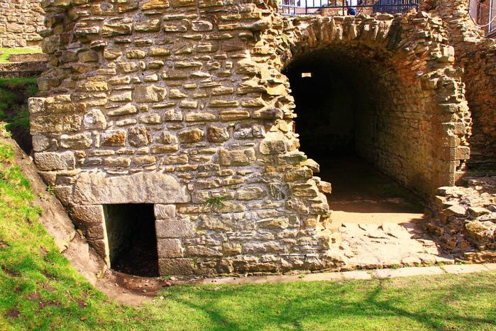 Barnard Castle - Замок Барнард 71833
