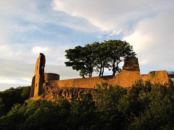 Barnard Castle - Замок Барнард 33751
