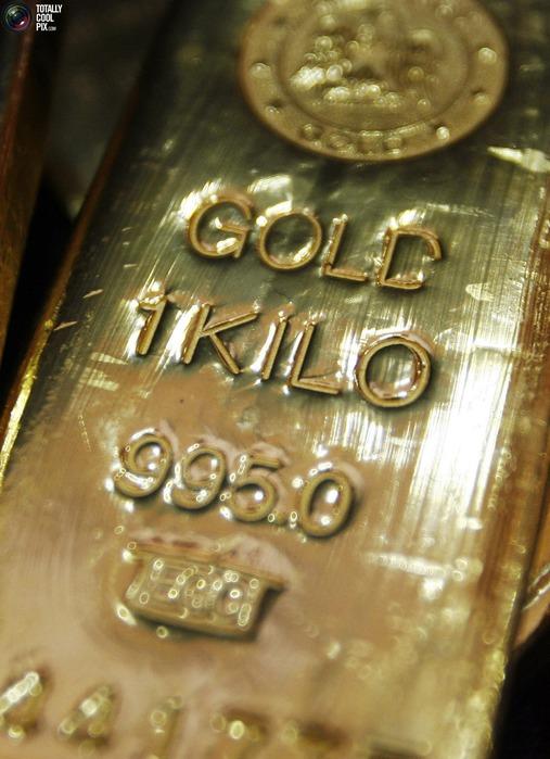 Всё золото, что блестит