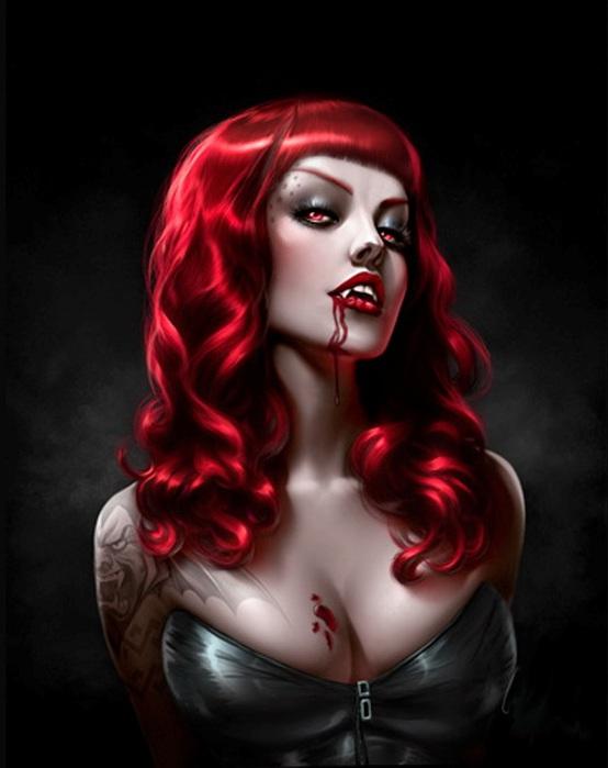 фото мультяшные рыжие девушки