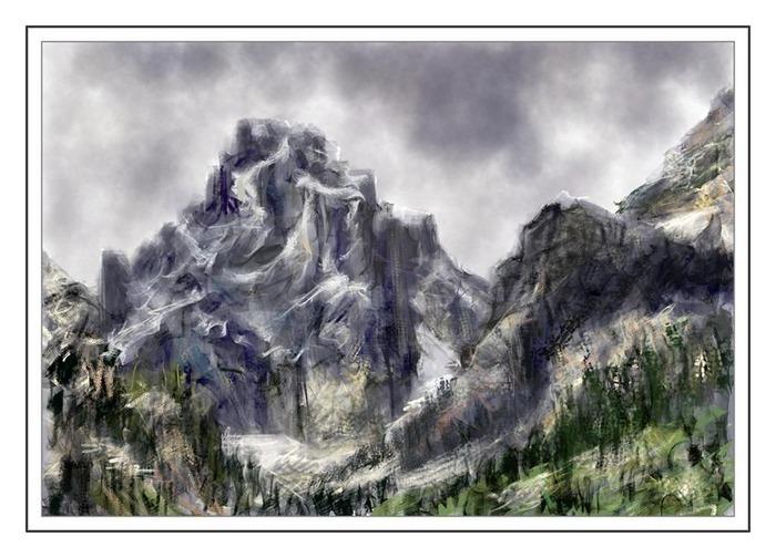 Великолепные пейзажи Джона Мортимера 23