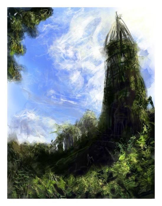 Великолепные пейзажи Джона Мортимера 26