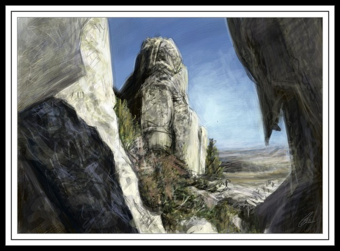 Великолепные пейзажи Джона Мортимера 133