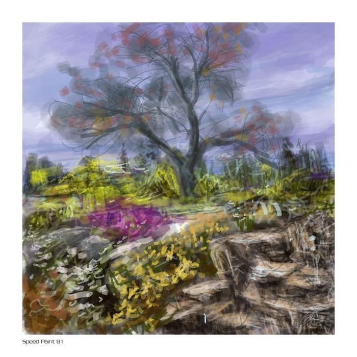 Великолепные пейзажи Джона Мортимера 139