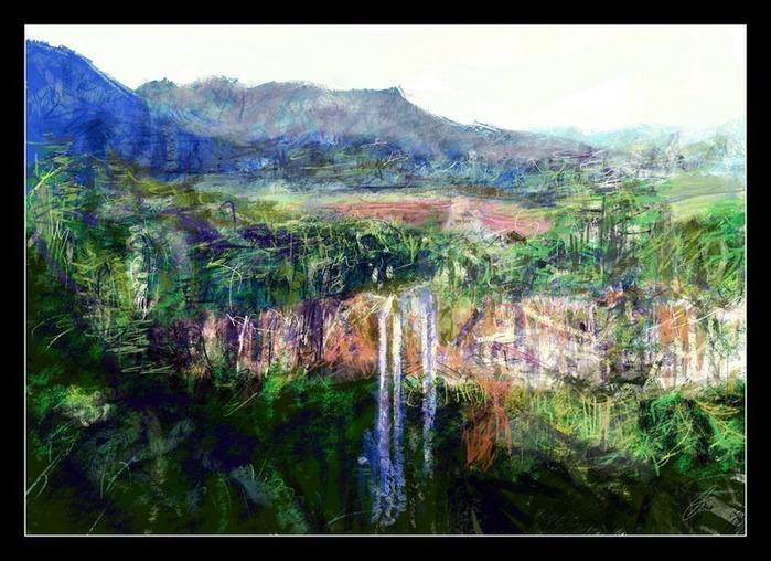 Великолепные пейзажи Джона Мортимера 162