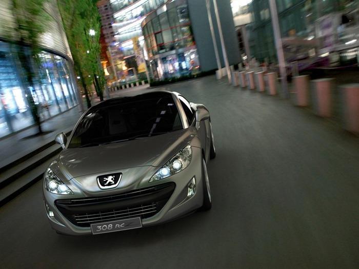 Французский автомобиль Peugeot 308 22