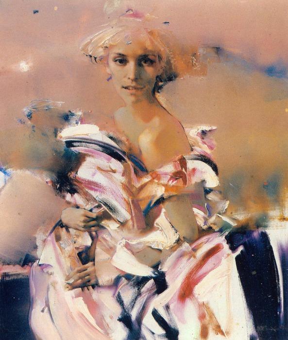 Валерий Блохин - русский художник, мастер цвета (79