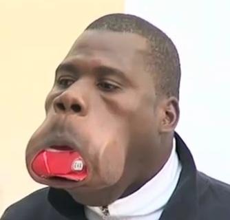 Самый большой рот на планете