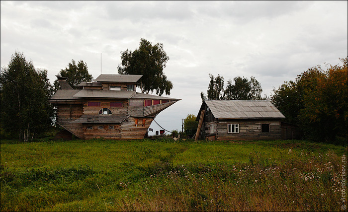 дом в кемеровской области
