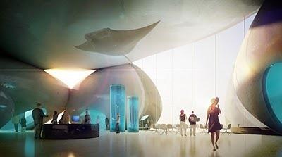 Проект аквариума в Батуми 7
