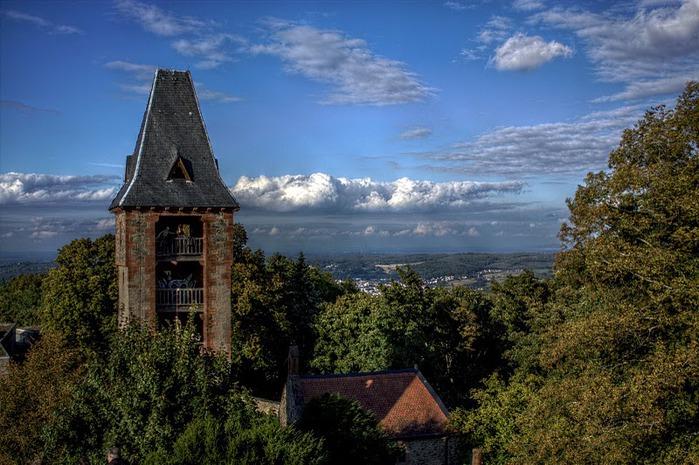 В гости к Франкенштейну- Burg Frankenstein 15931
