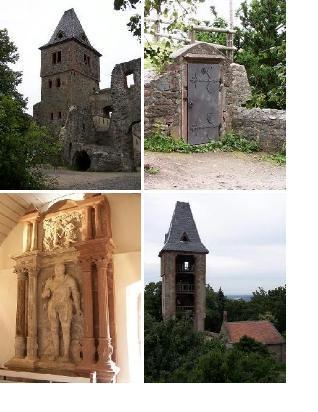 В гости к Франкенштейну- Burg Frankenstein 31406