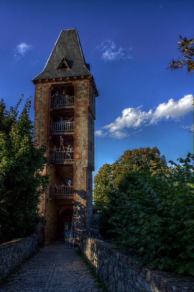 В гости к Франкенштейну- Burg Frankenstein 11120
