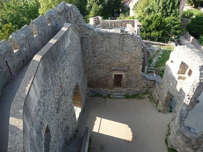 В гости к Франкенштейну- Burg Frankenstein 53490