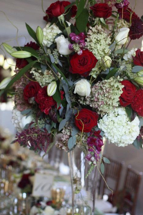 Цветы в интерьере 22