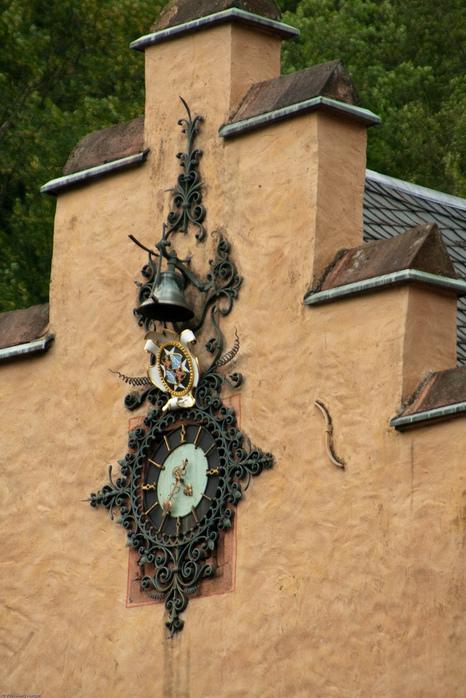 Замок Mespelbrunn. 15846