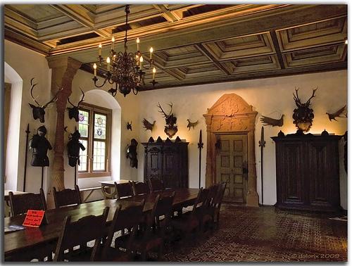 Замок Mespelbrunn. 40141