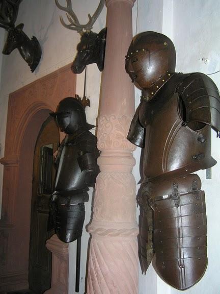 Замок Mespelbrunn. 90098