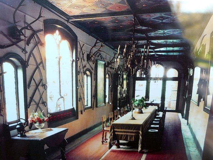 Замок Mespelbrunn. 61728