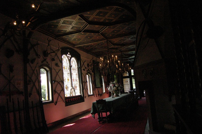 Замок Mespelbrunn. 90176
