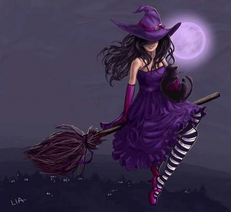 Хэллоуин-2-ведьма (450x413, 31 Kb)