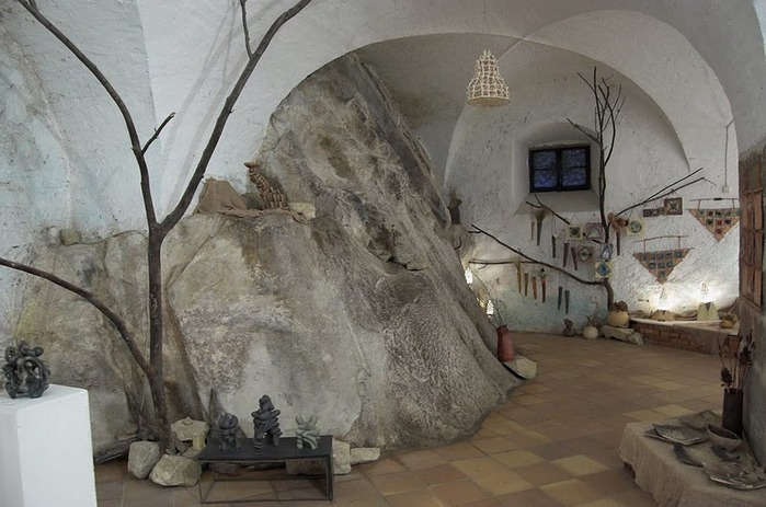 Замок Бухлов (Buchlov) 38245