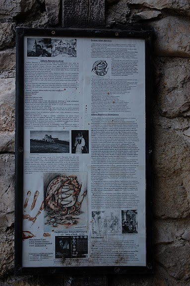Чахтицкий замок (Cachtice castle) -замок Кровавой Графини. 65614