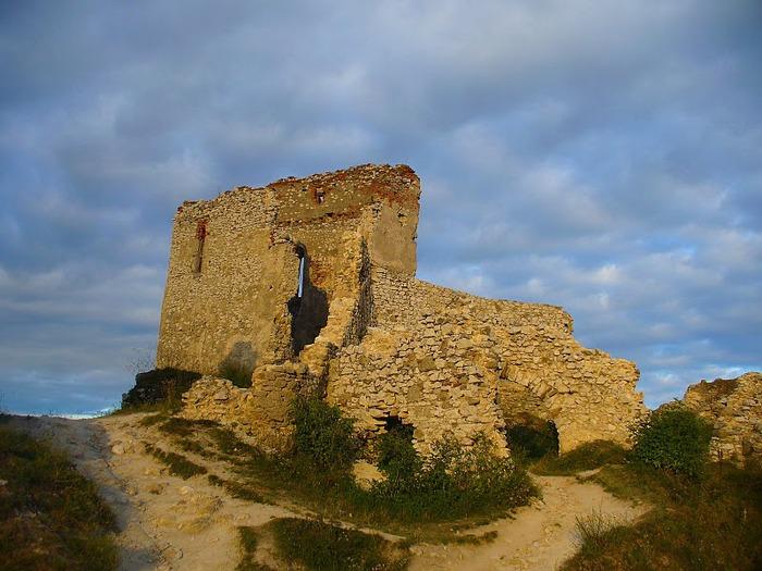 Чахтицкий замок (Cachtice castle) -замок Кровавой Графини. 63398